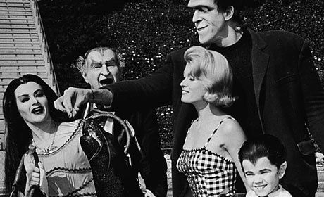 The Munsters is an American television sitcom depicting the home life of a family of benign monsters. It stars Fred Gwynne as Herman Munster and Yvonne De Carlo as his wife, Lily Munster.  First Episode : September 24,1964 Final Episode: May 12,1966