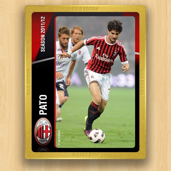 A.C. Milan Collections - Pato