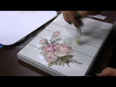 Mulher.com - 07/04/2016 - Caixa roses garden - Livia Fiorelli PT2 - YouTube