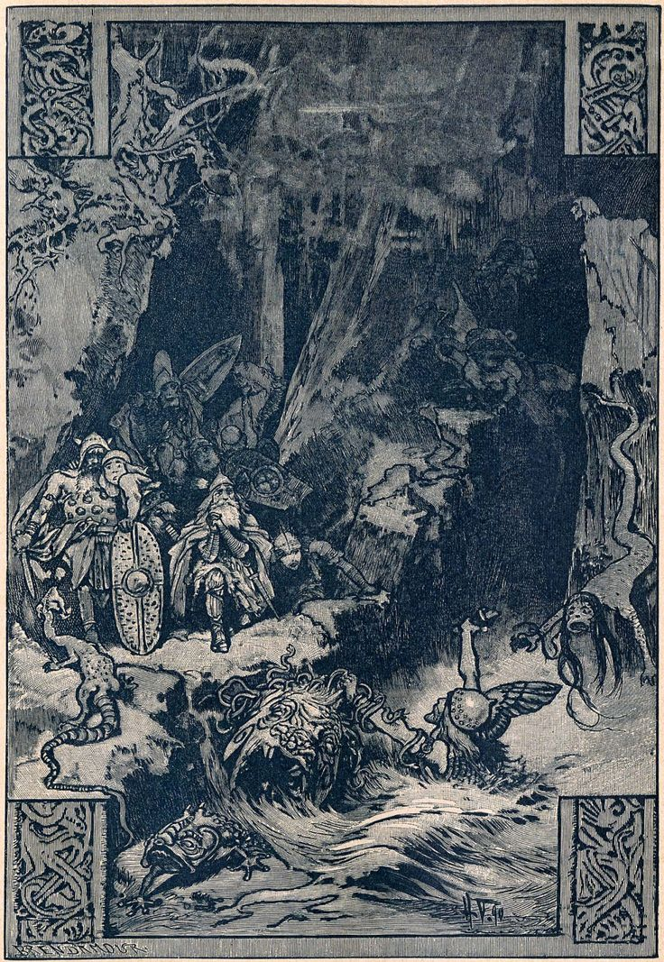 beowulf and ulysses In 'beowulf,' the monster, grendel is defeated by beowulf when hetries once again to enter hrothgar's mead hall and slay warriorsbelieving them all to be asleep, grendel devours one warrior.