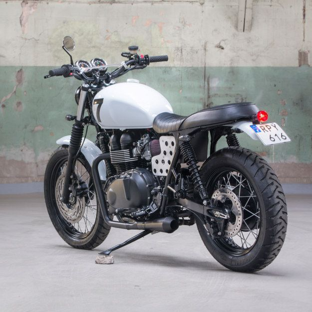 49 Best Scrambler Images On Pinterest Exhausted Motorcycles And