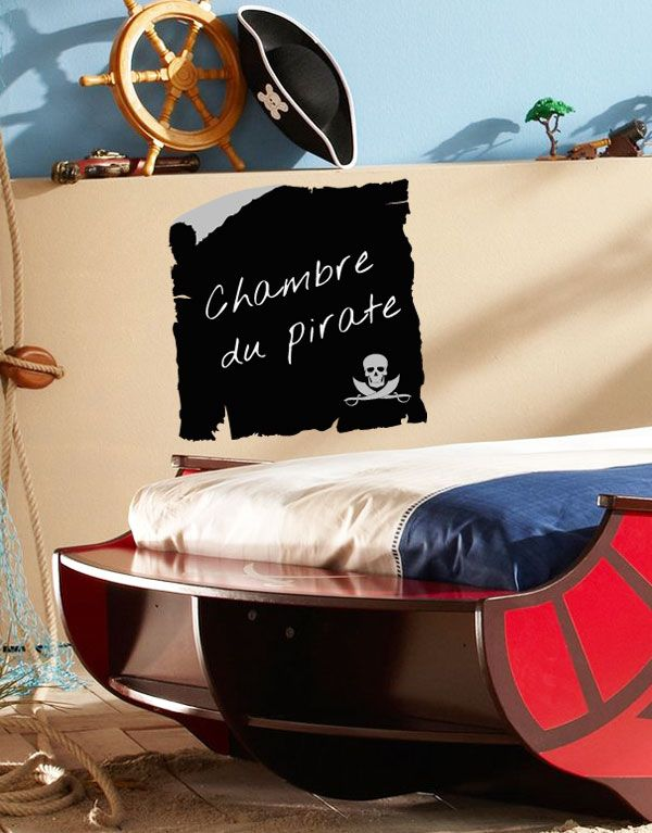 41 best images about d co chambre pirate on pinterest pirates bedroom designs and pirate theme. Black Bedroom Furniture Sets. Home Design Ideas