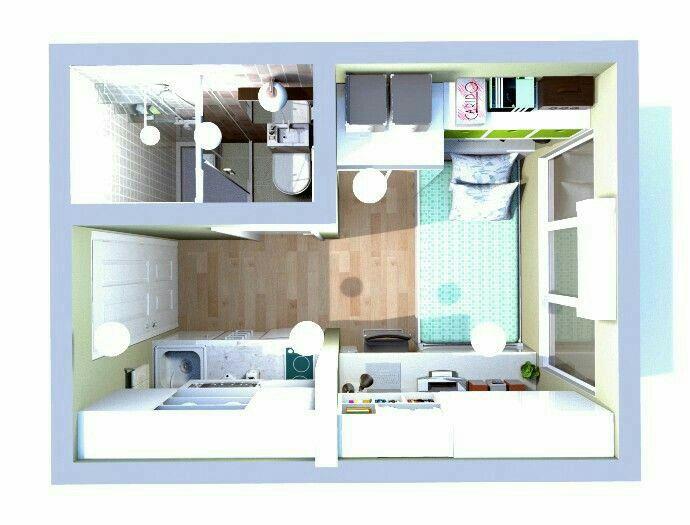 studio apartment floor plans 3d. Studio apartment 3d plan Sweet Home 3D Best 25  ideas on Pinterest