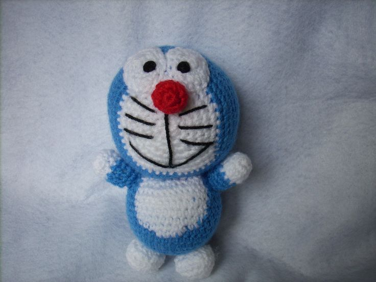 Amigurumi Doraemon Pattern : Best my amigurumi images