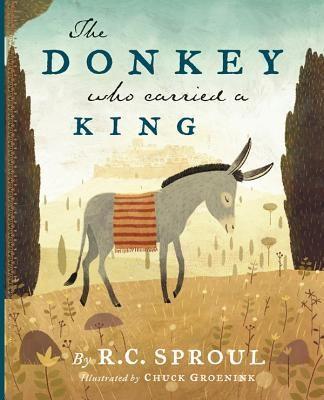 The Donkey Who Carried a King - RC Sproul; Varsta: 4+.  Ahh , O carte incantatoare pentru copii ! O poveste spusa prin ochii magarului care l-a purtat regele Isus si a devenit prea mandru. Nu-i mai placea sa aiba de-a face cu munca de servitor umil al omului.  O minunata carte despre slujitorii cu inima si despre cum Isus a slujit lumea. Minunata a fi citita in familie de Pasti.