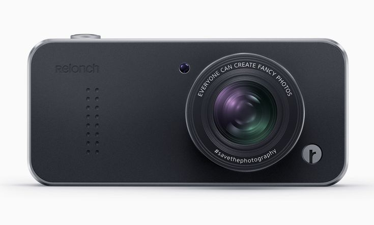Relonch iPhone camera