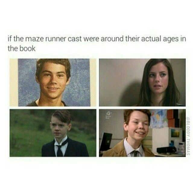 17 Best images about Maze Runner~Scorch Trials~Death Cure ...