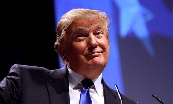 Donald Trump, 2016