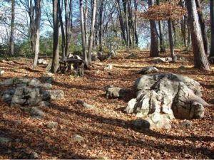 Bükkszentkereszt - Boldogasszony-köve, gyógyító kövek