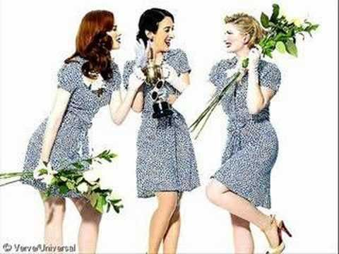 The Puppini sisters It's not over