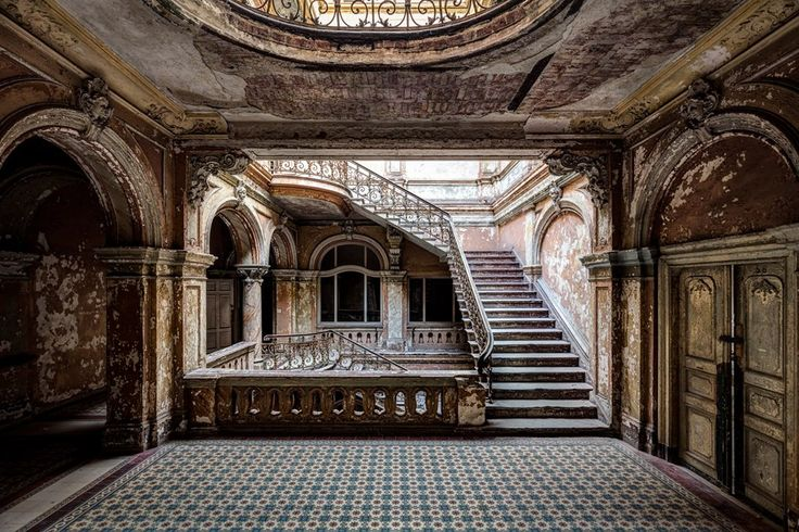 Haunting and tranquil, we spotlight British photographer James Kerwin's powerful images of deserted spaces...