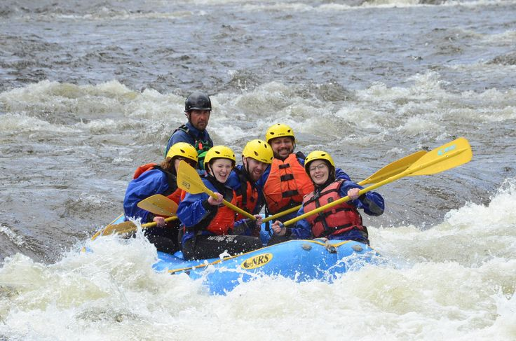We had a great time whitewater rafting with Clear Creek Rafting - Clear Creek