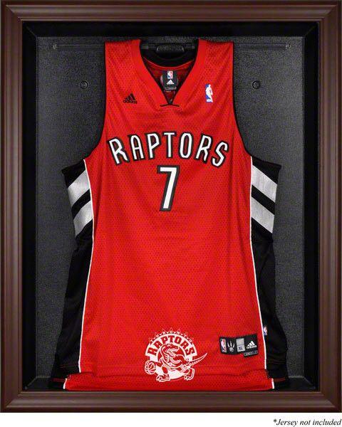 Toronto Raptors Framed Logo Jersey Display Case