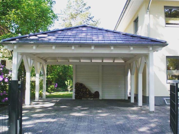 walmdach carport solarterrassen carportwerk gmbh carport. Black Bedroom Furniture Sets. Home Design Ideas