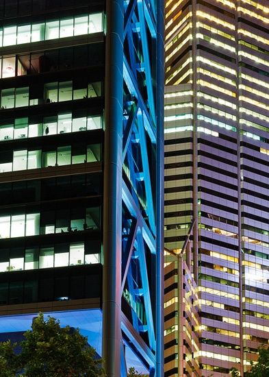 Hassell brookfield place has redefined the perth for 125 st georges terrace