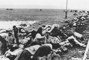 Bodies of Jews Murdered in the Pogrom on 28/06/1941, Iasi, Romania The Holocaust - Yad Vashem by kristi