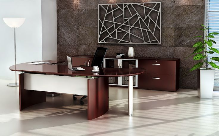Luxury Executive Office Furniture #office #design #furniture