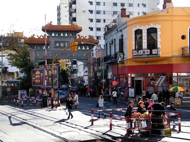 Chinatown, Buenos Aires, Argentina