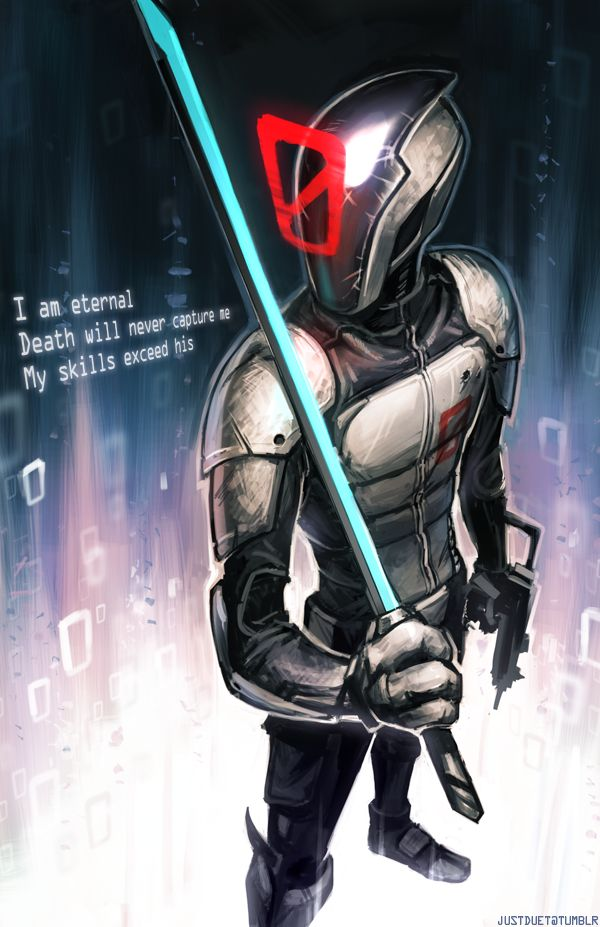 zer0 by justduet.deviantart.com on @deviantART #borderlands