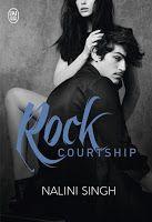 Les lectures de Mylène: Rock Kiss, book 1.5 : Rock Courtship de Nalini Sin...