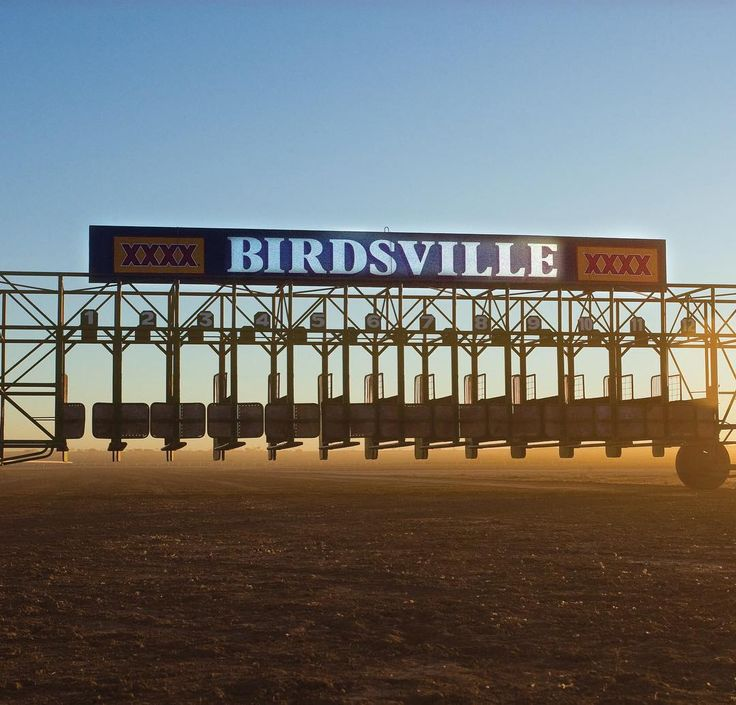Bucket list - go to the Birdsville Races held each September raising money for the Royal Flying Doctors Service. Photo courtesy of Tourism and Events Queensland. #justqueensland by justqueensland