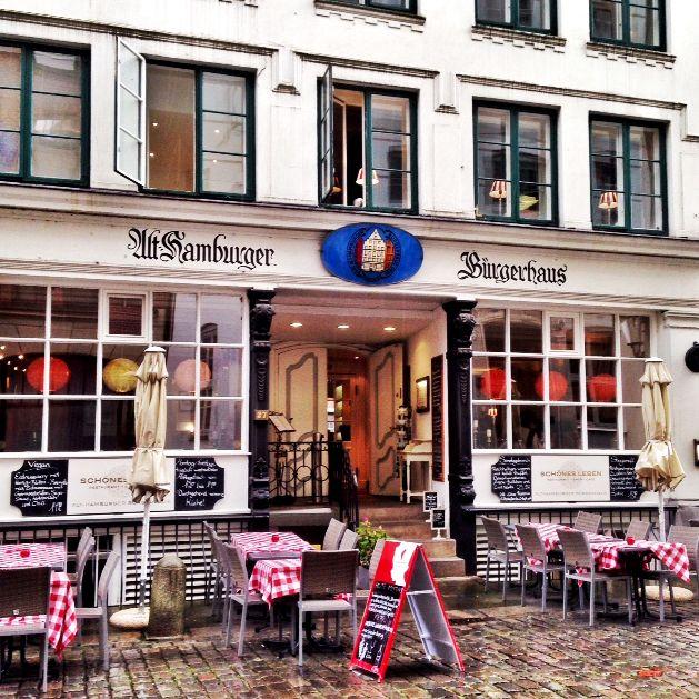 Superb Deichstra e Alt Hamburger B rgerhaus