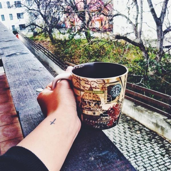 My starbucks mug<3 by Alexandra Moldovan