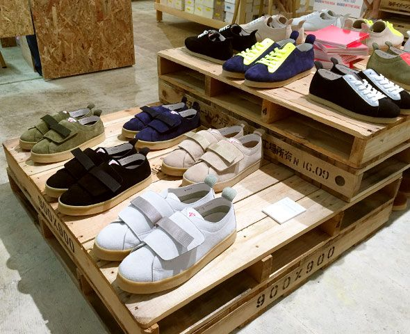 "DOUBLE FOOT WEARのシューズ | <a href=""http://hightide.co.jp/ncat/storeblog/"" rel=""tag"">Store Blog</a> | ニュース | 株式会社HIGHTIDE"