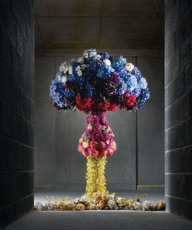 anna burns + michael bodiam craft silent but violent mushroom clouds