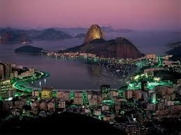 Rio during Carnival.