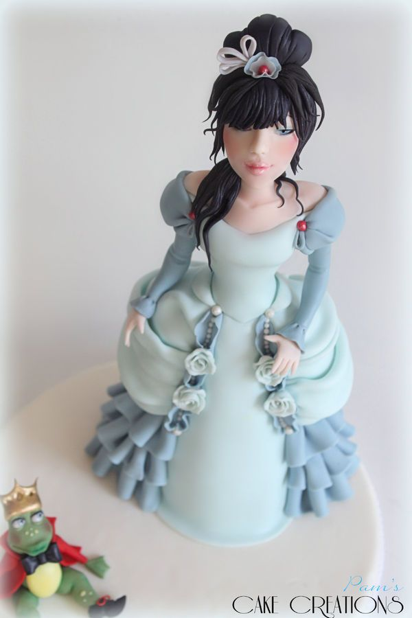 barbie wedding cake topper 1294 best images about doll and cakes on 11071
