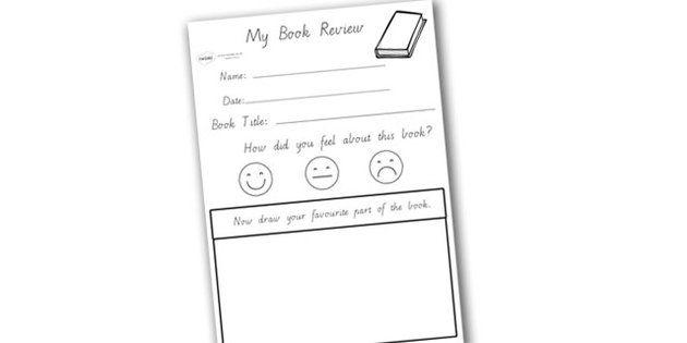 Best 25+ Book review template ks2 ideas on Pinterest