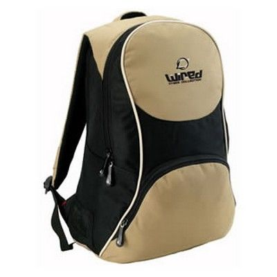 Wired Branded Backpack Min 25 - Bags - Backpacks/Sling Bags - DH-B126A - Best Value Promotional items including Promotional Merchandise, Printed T shirts, Promotional Mugs, Promotional Clothing and Corporate Gifts from PROMOSXCHAGE - Melbourne, Sydney, Brisbane - Call 1800 PROMOS (776 667)
