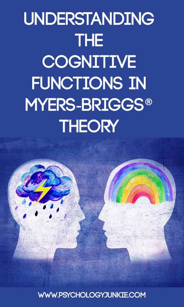 An Introduction to the Cognitive Functions in Myers-Briggs