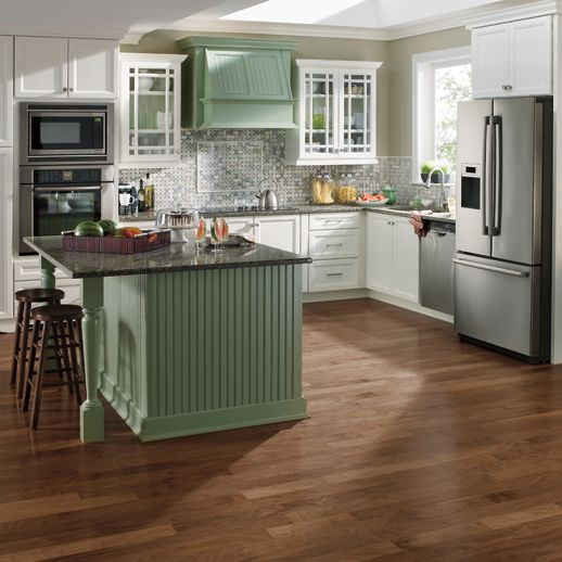 One of many design ideas for your kitchen from Columbia Flooring, available  at Zeeland Lumber - 48 Best Images About Columbia Flooring On Pinterest