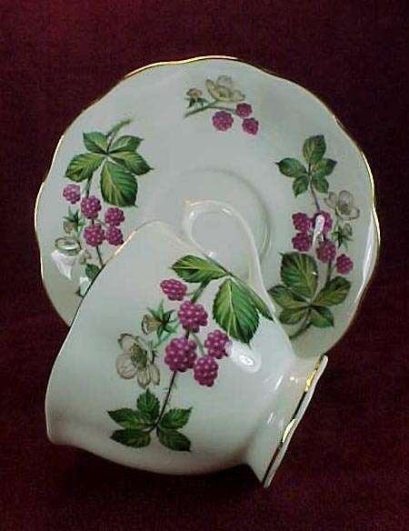 Royal Albert Bone China Cup and Saucer Set,