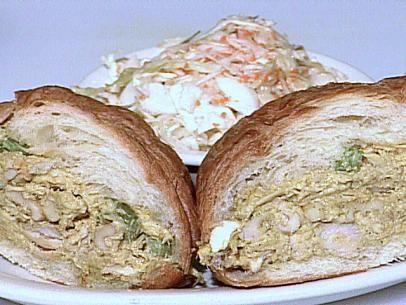 The 25 best chicken curry recipe food network ideas on pinterest curried chicken salad sandwich forumfinder Gallery