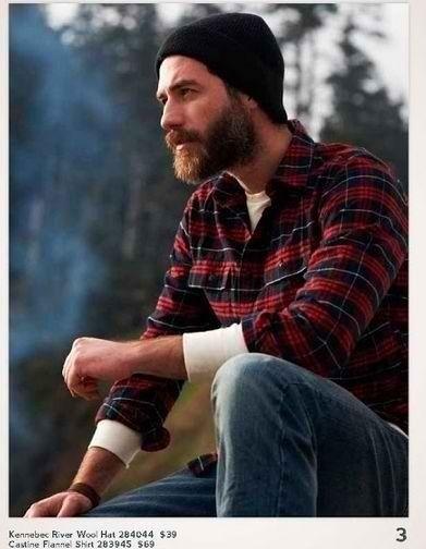 Lumbersexual - So geht der neue Style für Männer