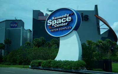 Entertaining Elliot: A Day at Kennedy Space Center - Florida