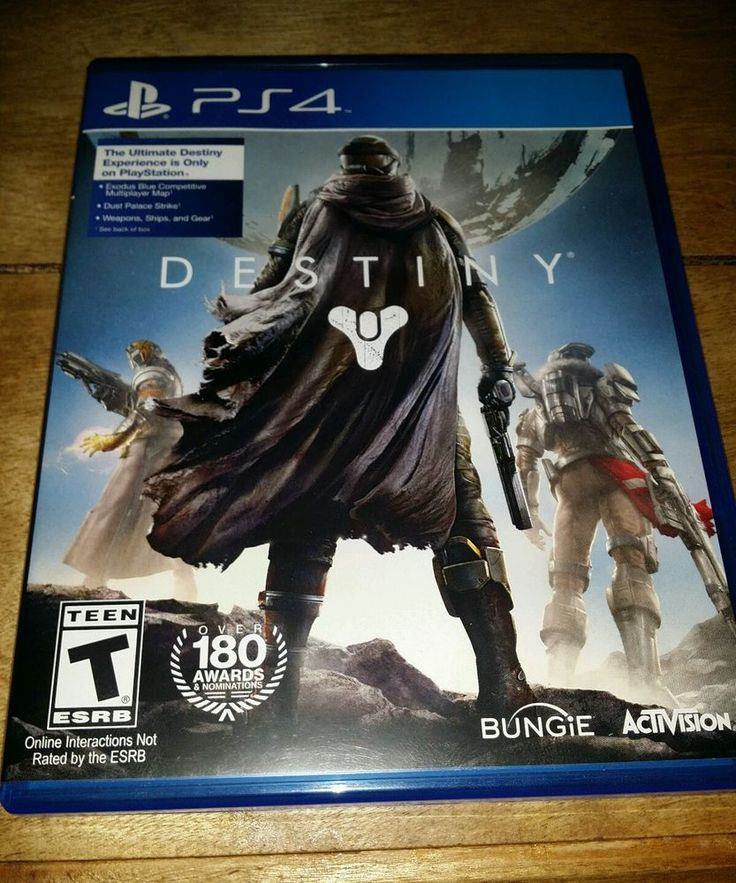 destiny ps4 video game sony playstation 4 - Ps4 Video Games