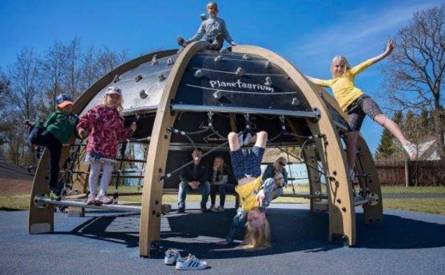 Science Playground