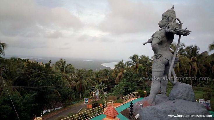 Biggest Hanuman Statue in Kerala