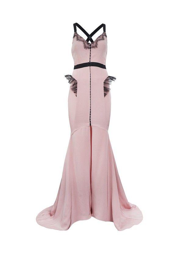 Celestial Long Dress