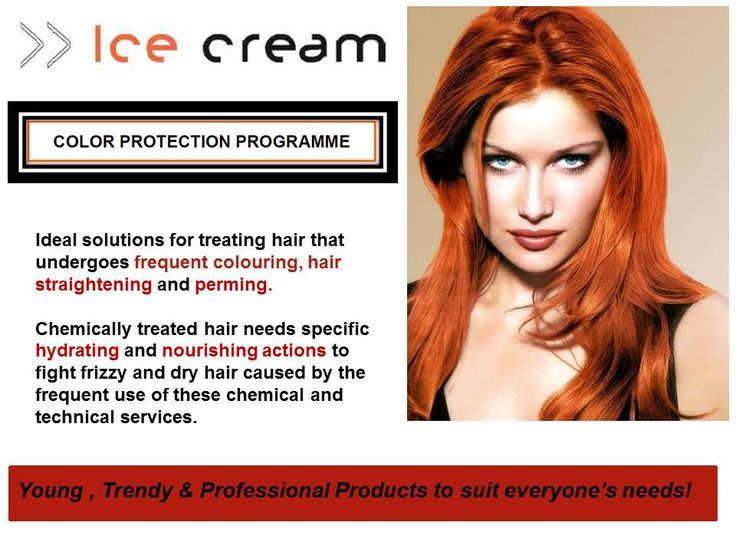 Color protection programme- Ideal olutions for treating hair that undergoes frequent colouring, hair straightening and perming. More info:www.inebrya.co.za