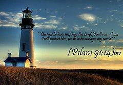 Pslam 91:14 nlt