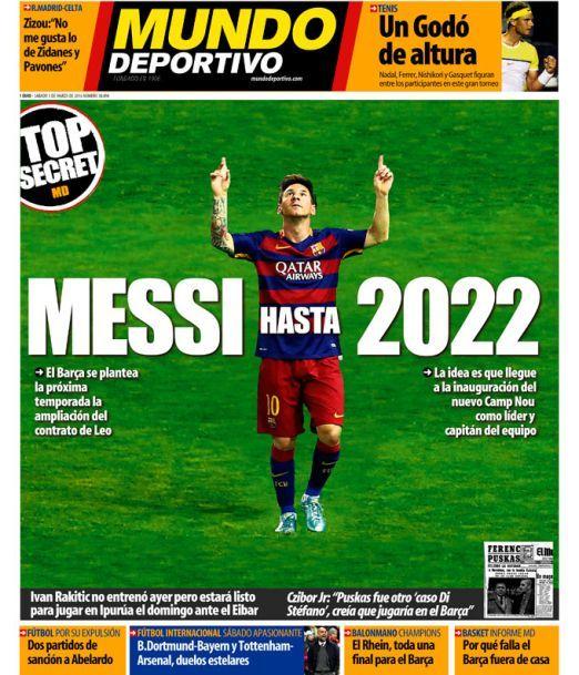 MundoDeportivo por kutxe - Portada prensa deportiva - Fotos del F.C. Barcelona, La galeria de fotos más extensa de los aficionados al futbol club barcelona. Comparte tus fotos del Barça