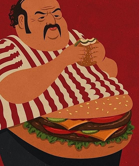 Meaningful Editorial Illustrations by John Holcroft | Abduzeedo ...