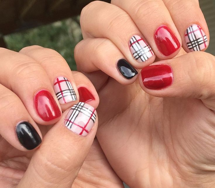 Easy-Winter-Acrylic-Design-For-Nails Awesome Acrylic Nail Designs Trends Nail Art Acrylic Nail Designs Trends
