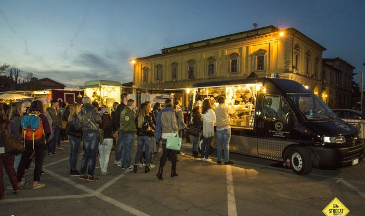 More than 50 Food Truck Festivals in Italy