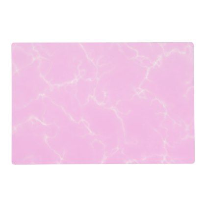 Elegant Marble style5 - Cherry Blossoms Pink Placemat